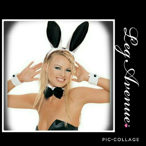LARGE Playboy bunny costume